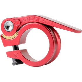 Chromag QR Seatpost Clamp Ø32mm, red